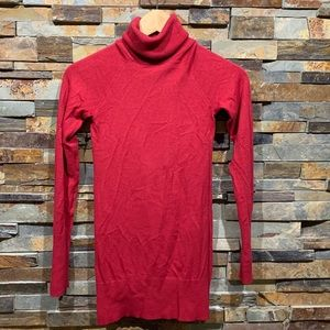 bp (Nordstrom) Red Turtleneck top